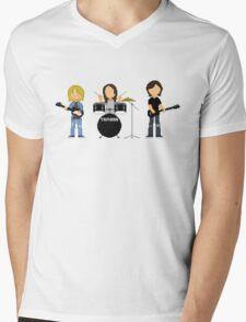 Pixel Nirvana Mens V-Neck T-Shirt