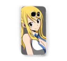Fairy Tail Cute Lucy Heartfilia Samsung Galaxy Case/Skin