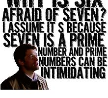 Prime Numbers by LeaGerard