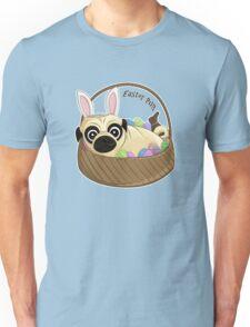 Easter Pug Unisex T-Shirt