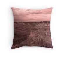 Canyon Rim Throw Pillow