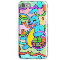 Bee bunny and Ellui egg. iPhone Case/Skin