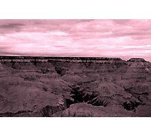 Crimson Sky Photographic Print