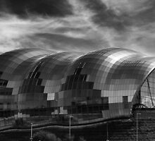 The Sage Gateshead, UK by hologram