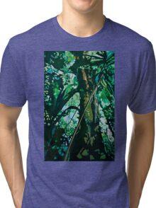 Jungle Tri-blend T-Shirt