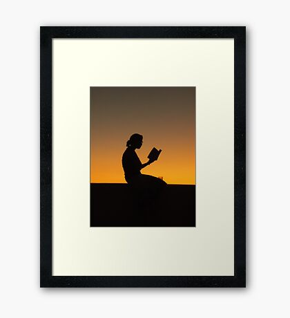 Education Framed Print