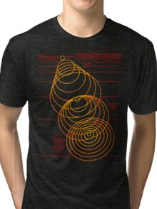 supersonic (red) Tri-blend T-Shirt