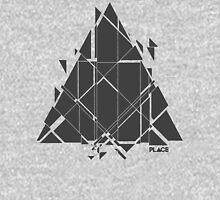 PLACE Sci-Fi Triangle Unisex T-Shirt