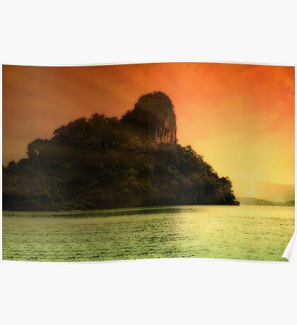 Langkawi Sunset Poster