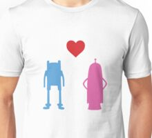 Adventure Time Finn & Princess Bubblegum  Unisex T-Shirt