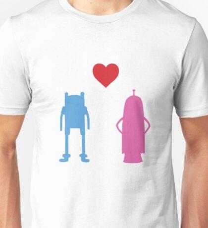 Adventure Time Finn & Princess Bubblegum  Unisex T-Shirt