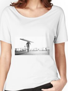 Fading into the zone Women's Relaxed Fit T-Shirt