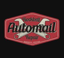 Rockbell Automail Repair by Art-Broken