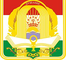 Coat of Arms of Dushanbe  by abbeyz71