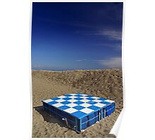 The chessboard Poster