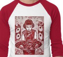 Internet Girl Men's Baseball ¾ T-Shirt