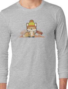Pretty Cunning Long Sleeve T-Shirt