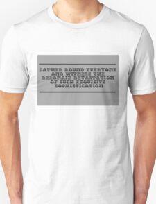 WWE NXT Vaudevillians Style T-Shirt T-Shirt
