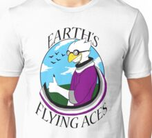 Earth's Flying Aces Unisex T-Shirt