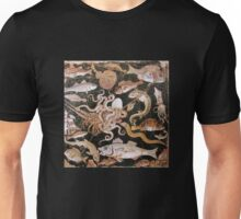 POMPEII COLLECTION / OCEAN - SEA LIFE SCENE Unisex T-Shirt