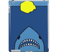 Jaws Has A Sweet-Tooth  iPad Case/Skin