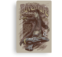 Adventure Cruises Canvas Print