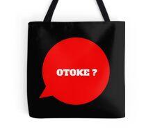 OTOKE ? - BLACK Tote Bag
