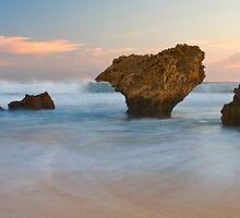 Evening tide by Stephanie Johnson