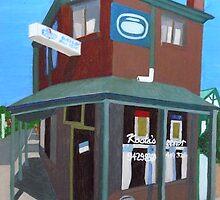 Newry Street Milk Bar by Joan Wild