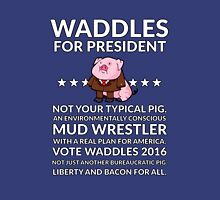 Vote Waddles T-Shirt