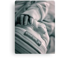 Sleeping Angel... Canvas Print