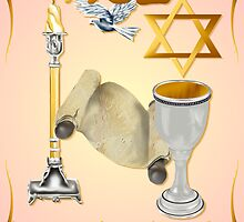Happy Passover by Lotacats
