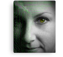 DiBorg Matrix Canvas Print