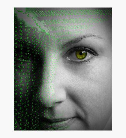 DiBorg Matrix Photographic Print