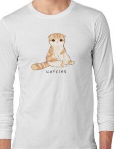 Waffles Long Sleeve T-Shirt