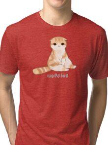 Waffles Tri-blend T-Shirt