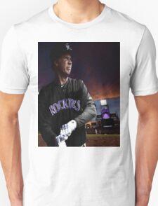 Will Ferrell Colorado Rockies T-Shirt