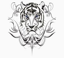 Tiger-2 by Eric Maki