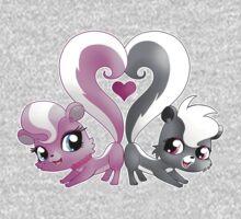 Littlest Pet shop - Pepper and Mitzi Kids Tee
