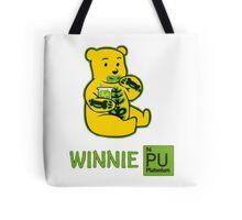 Winnie Plutonium Tote Bag