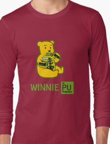 Winnie Plutonium Long Sleeve T-Shirt