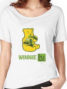 Winnie Plutonium Women's Relaxed Fit T-Shirt