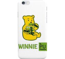 Winnie Plutonium iPhone Case/Skin