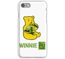 Winnie Plutonium iPhone Case/Skin