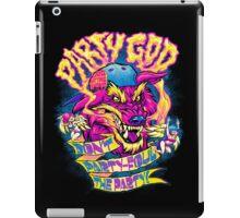 PARTY GOD iPad Case/Skin