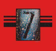7-II Tee One Piece - Long Sleeve