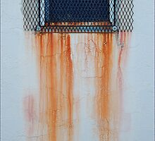 Rusty Vent by alanbrito
