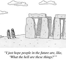 Stonehenge by tolthe