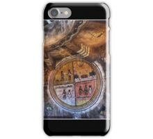 Grand Canyon Tower Abstract No 2 iPhone Case/Skin