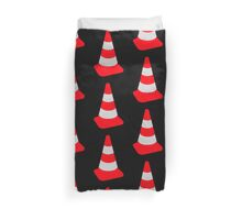 Traffic cone Duvet Cover